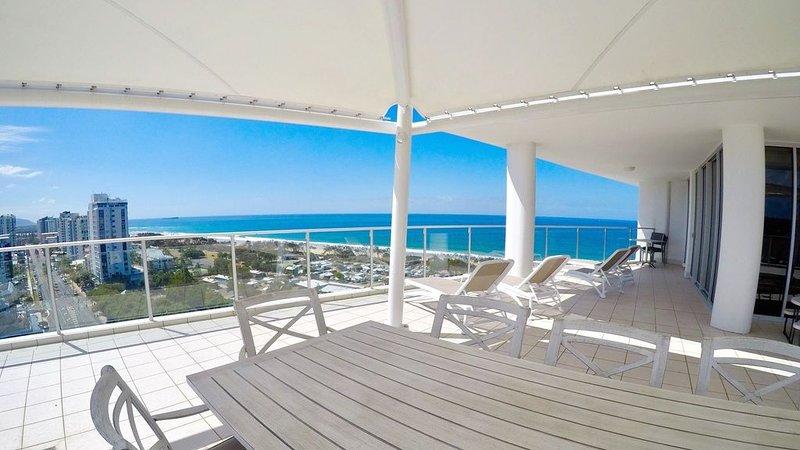 Unit 1201 The Sebel Maroochydore - Largest Balcony on The Coast!, casa vacanza a Alexandra Headland