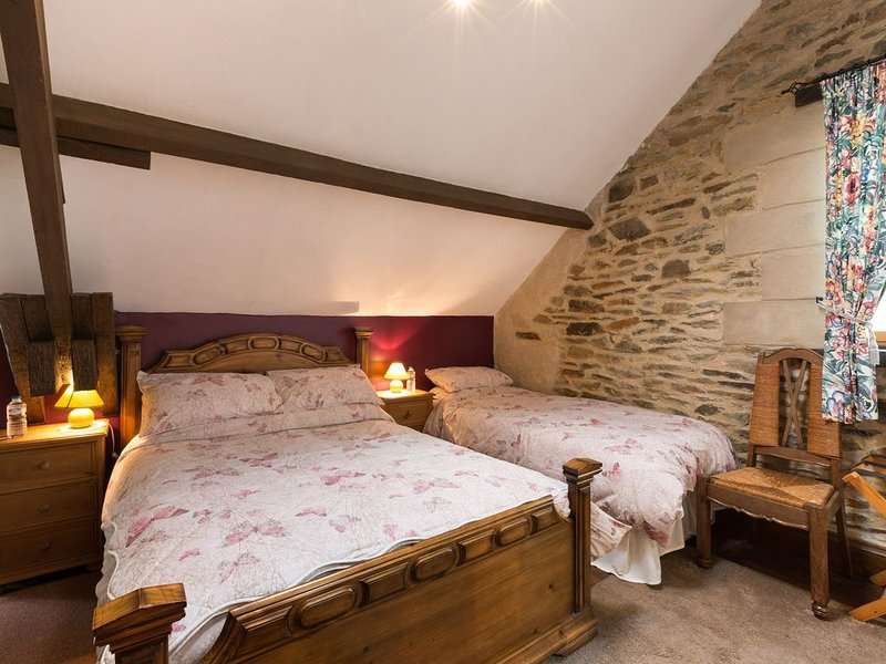 Le Mont St Michel , Maison du Montitier, Exclusive B&B Just for you!, location de vacances à Courtils
