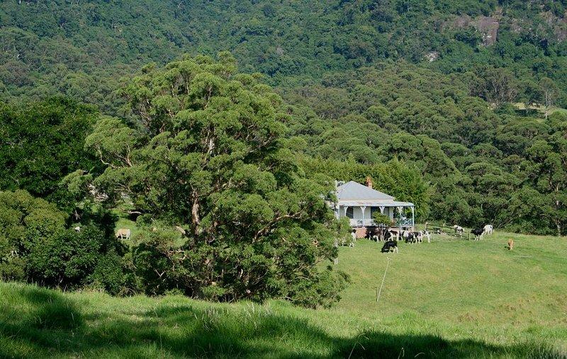 Jasper Cottage Jaspers Brush, Ferienwohnung in Bundewallah