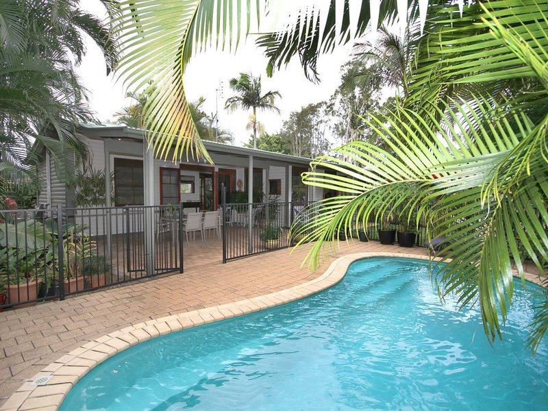 CAPTIVATING HOLIDAY HIDEAWAY, vacation rental in Coolum Beach