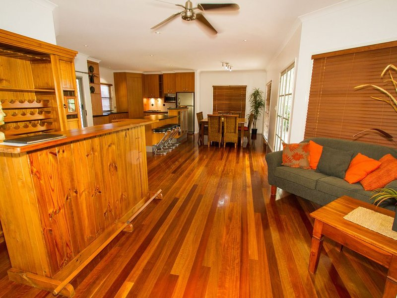 CABBAGE PALM LODGE !, holiday rental in Deepwater
