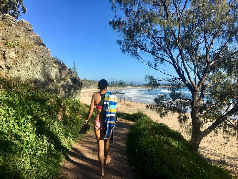 Family and pet friendly beach house, holiday rental in Port Macquarie
