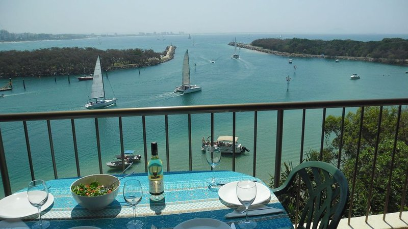 Five star views at your own best restaurant!