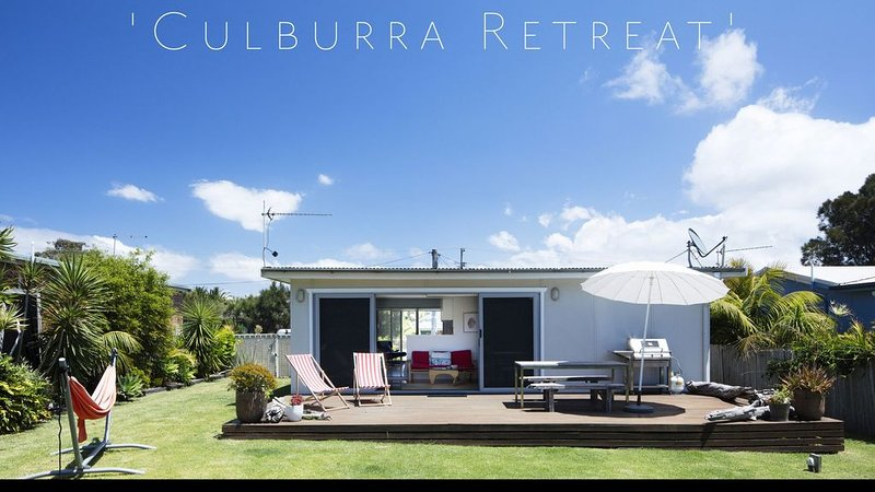 Pet Friendly and less than 5 mins to the Beach, holiday rental in Culburra Beach