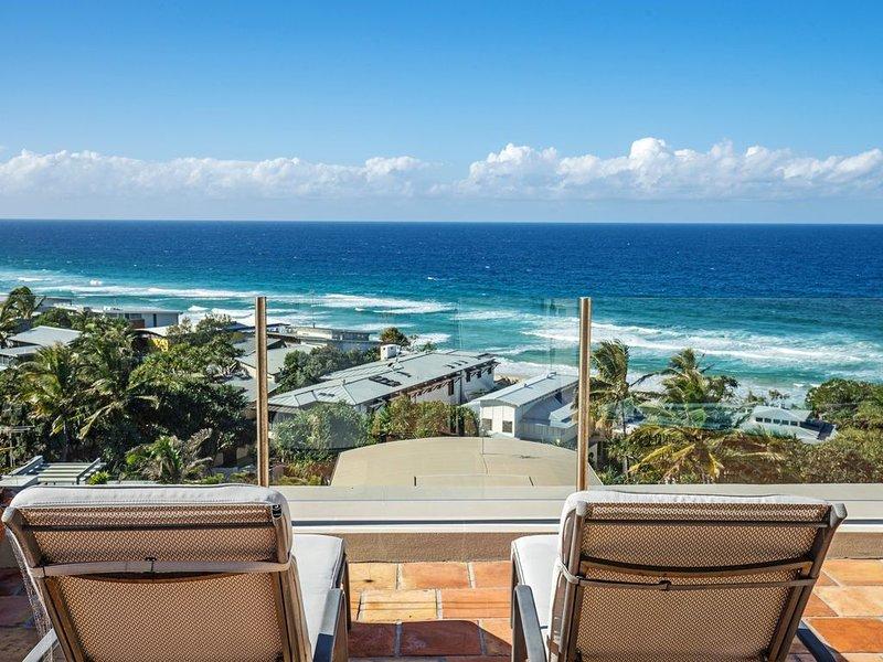 A Mediterranean getaway, Sunshine Beach, holiday rental in Sunrise Beach