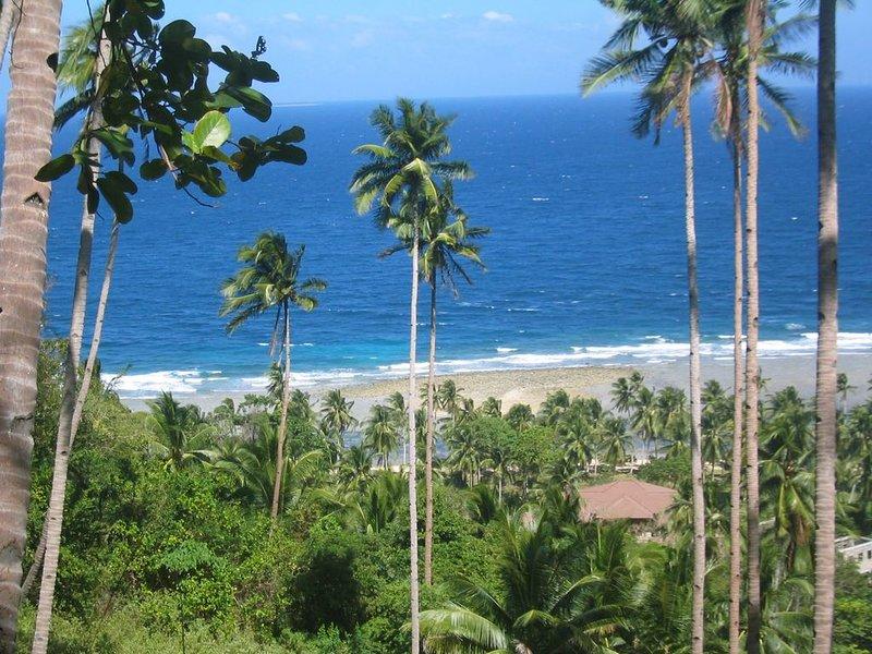 Dapitan Beach Villa: beach, silence, peace, comfort, holiday rental in Zamboanga del Norte