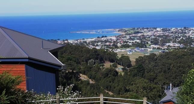 Point of View Villas, holiday rental in Apollo Bay