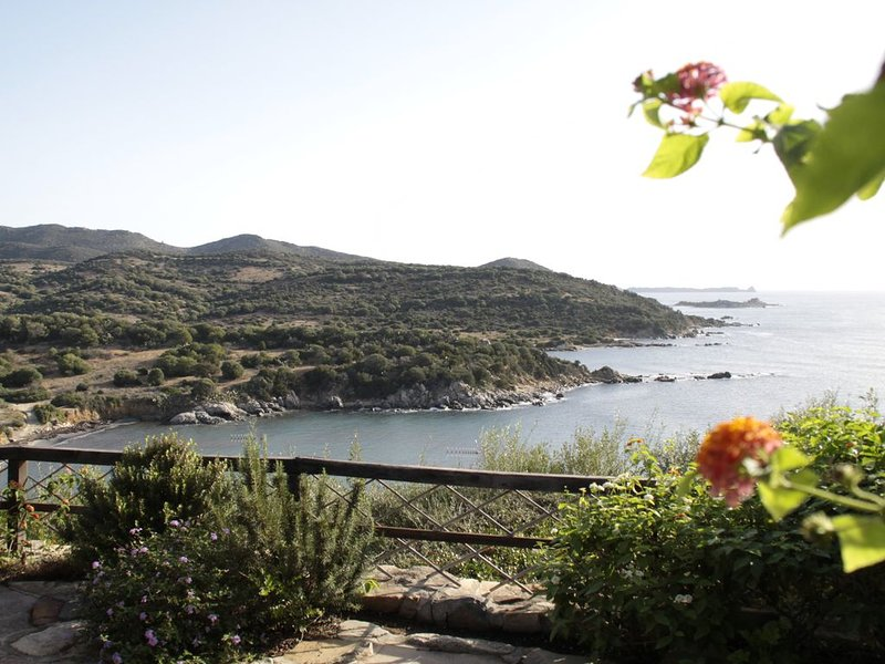 Spacious Home with Beautiful Sea View, vacation rental in Villasimius