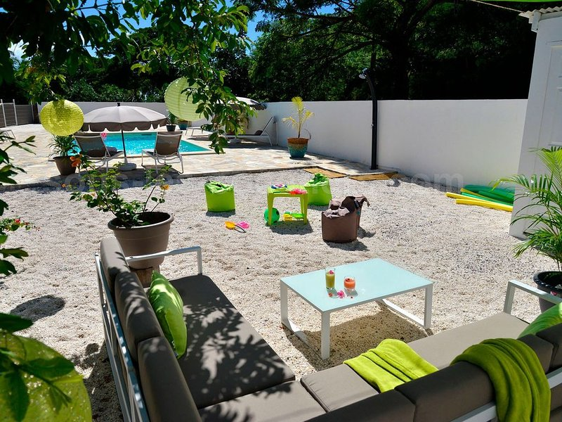 Luxury Martinique Apartement With Mountain View, holiday rental in Bellefontaine