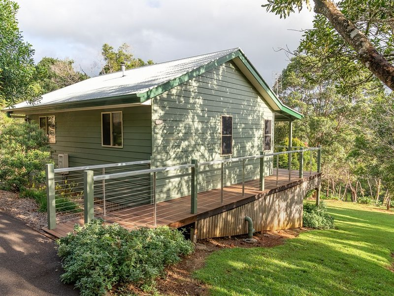 Pencil Creek Cottage Number 1, Mapleton, Qld, alquiler vacacional en Mapleton