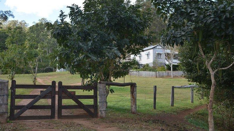 Kenilworth Cottage - escape to the country, alquiler de vacaciones en Imbil