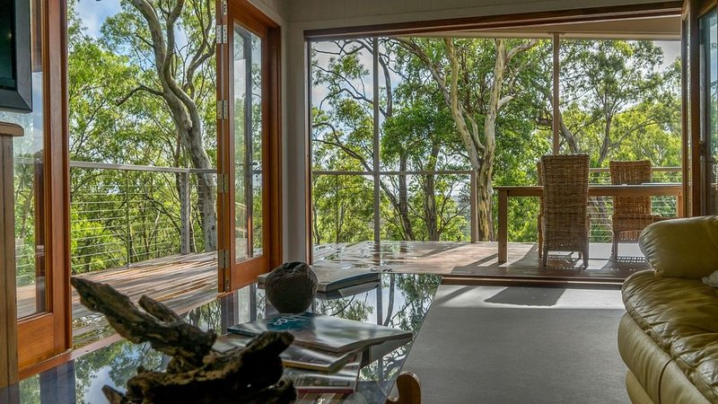 Nunyara Treehouse - North Maleny, casa vacanza a Mapleton
