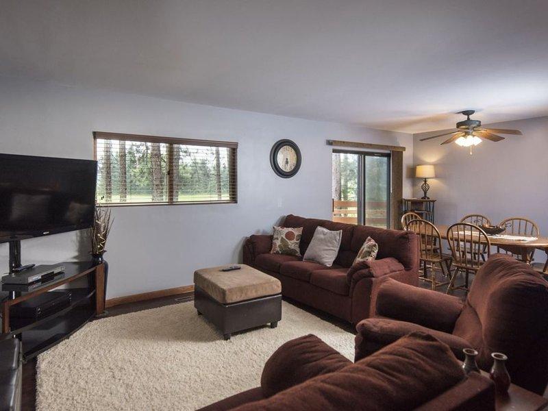 Condominiums at Christmas Mountain Timbers, vacation rental in Reedsburg