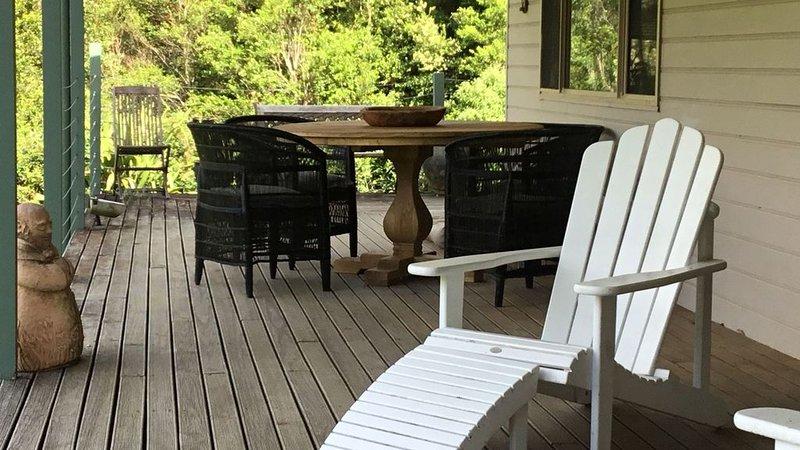 Grandma's Cottage - Fairmont, holiday rental in Bellawongarah