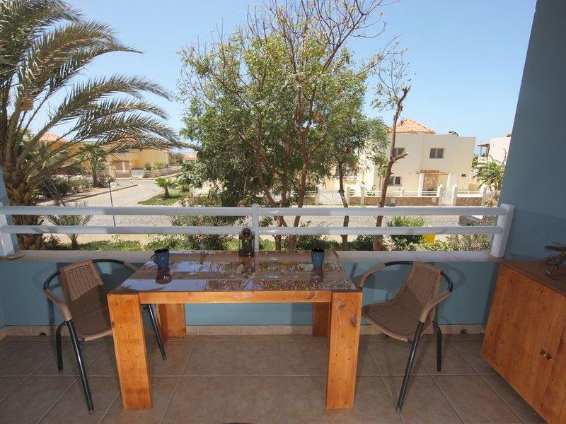 Murdeira Bay Penthouse direkt an der Westküste, location de vacances à Espargos