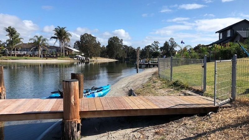Sea-Renity - Waterfront with Jetty, vacation rental in Shoalhaven