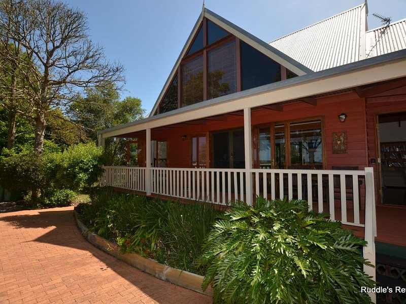 Ruddle's Retreat - Family and pet friendly holiday home – semesterbostad i Maleny