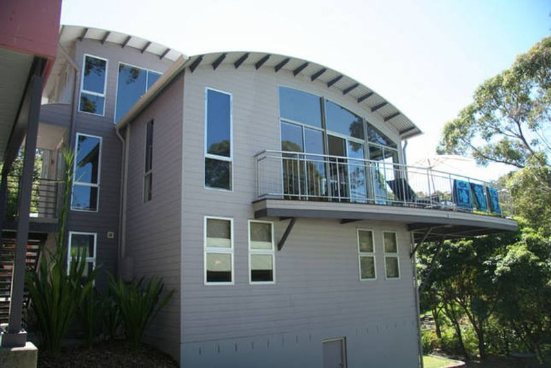 STARFISH BEACH HOUSE AT HYAMS BEACH – semesterbostad i Hyams Beach