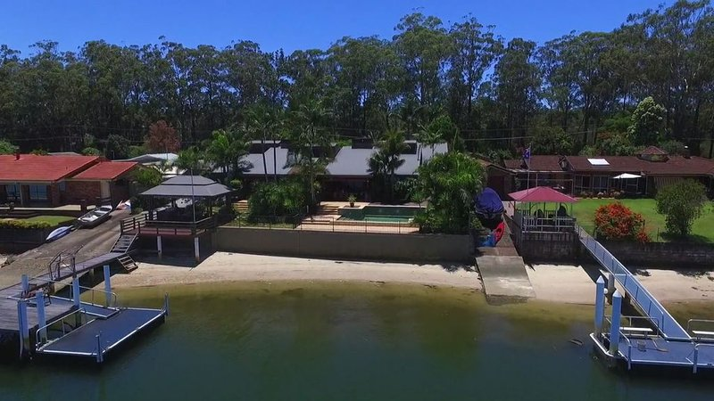 Paradise on Riverside, holiday rental in Port Macquarie