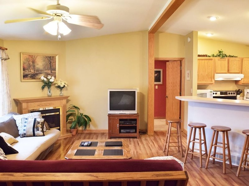 4 bedroom accommodation in Wisconsin Dells, vacation rental in Lake Delton