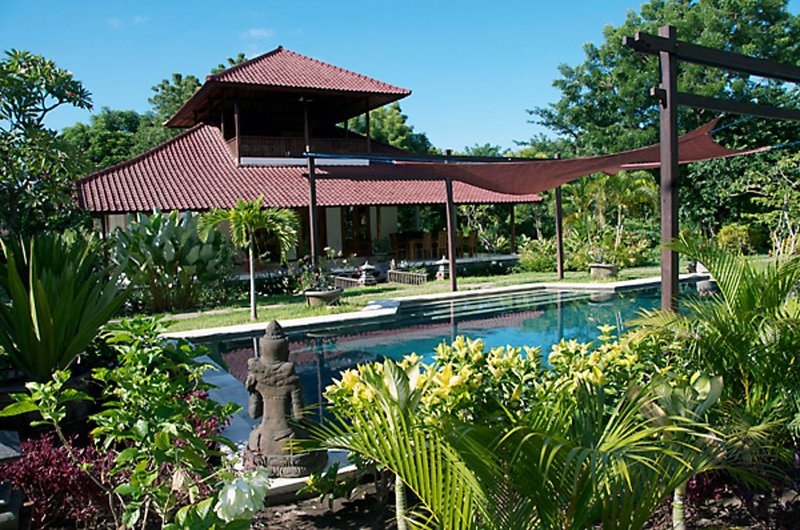 Exclusive private villa with luxury private pool in Pemuteran, north-west Bali, location de vacances à Gerokgak