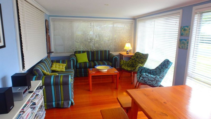 Bacchus family holiday home, holiday rental in Apollo Bay