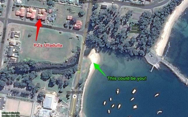 PJ's Ulladulla - Harbour & Pacific Ocean Views, vacation rental in Ulladulla