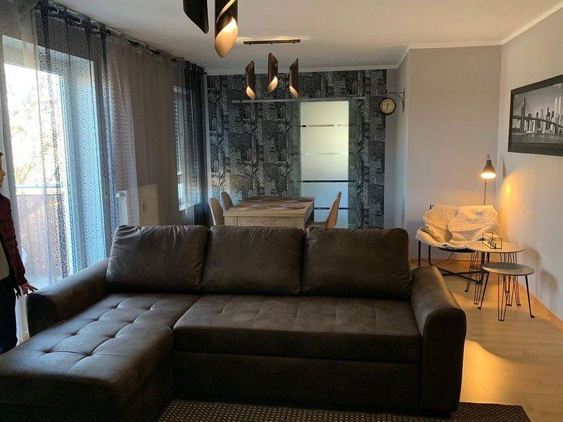 Cosy apartment Prestige 2, location de vacances à Rabenau