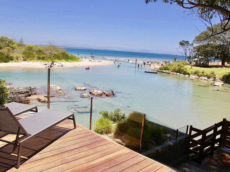 Peninsula - Absolute Waterfront, casa vacanza a Currarong