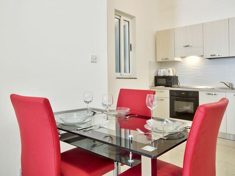 Bright And Cozy Gzira 1-Bedroom, Ferienwohnung in Ta' Xbiex