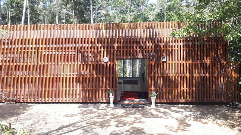 Stay * The Cube Montville, casa vacanza a Mapleton