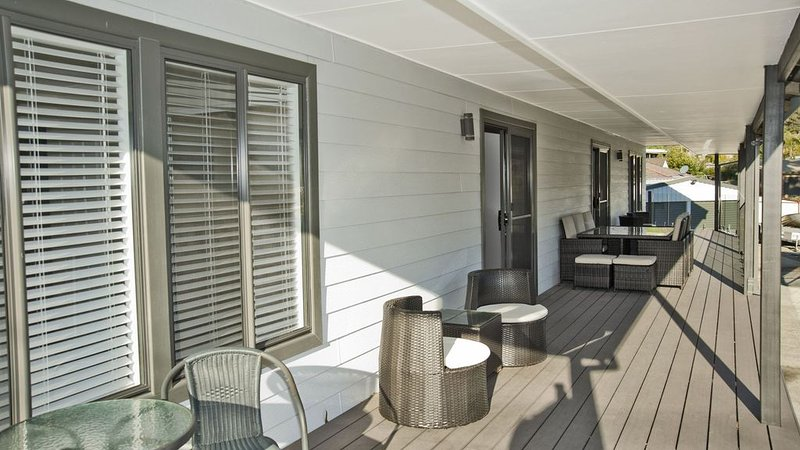 Deckadence by the Water, vakantiewoning in Tomerong