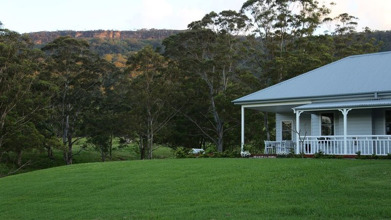 Marden Meadows - Luxury Kangaroo Valley House, vacation rental in Shoalhaven
