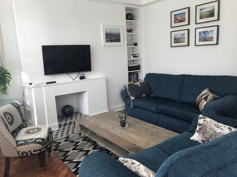 Central London Flat Near King's Cross, Ferienwohnung in London