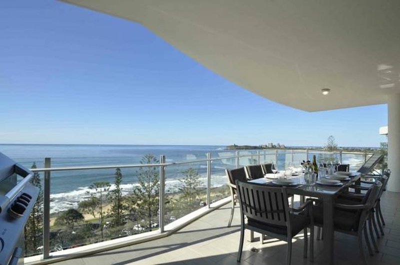 802 Sea Pearl Mooloolaba: Oceanfront Accommodation, holiday rental in Parrearra