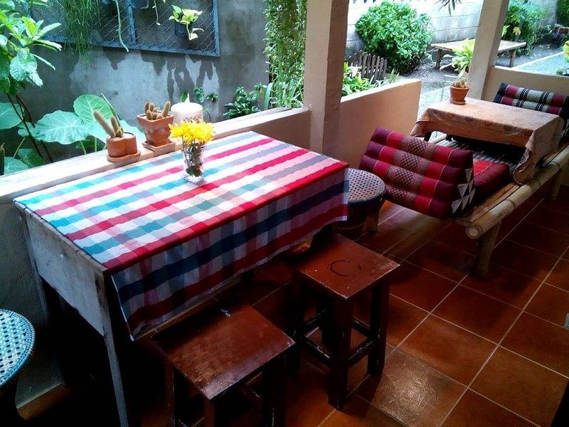 Wooden House in City Center, vacation rental in Haiya