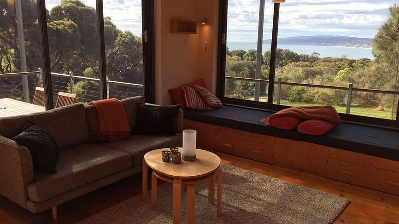 House on the Hill Kangaroo Island, vacation rental in Stokes Bay