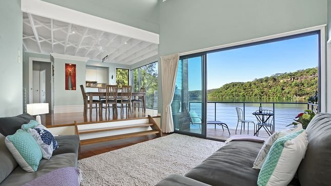 Berowra Waters Glass House, holiday rental in Greater Sydney