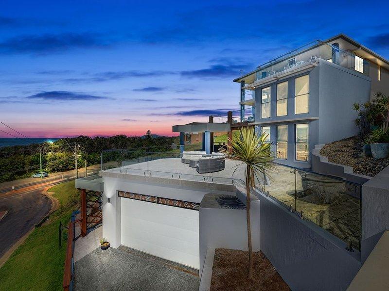 Casa Bella on the Ocean, holiday rental in Port Macquarie