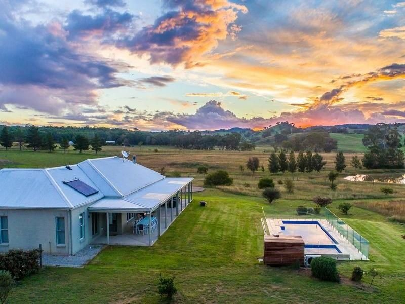 Abingdon House - Luxury Farm Stay Mudgee, location de vacances à Windeyer