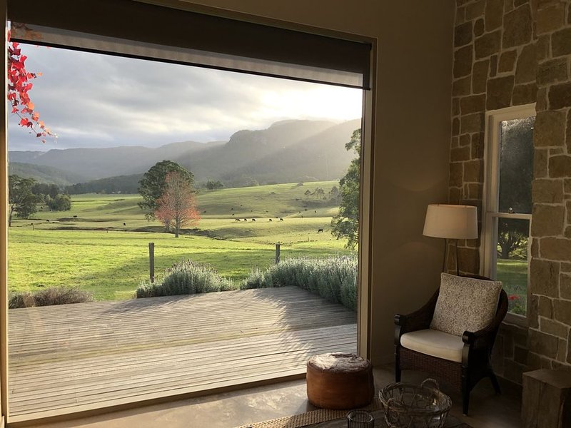 Springview Retreat - secluded, romantic getaway, holiday rental in Shoalhaven