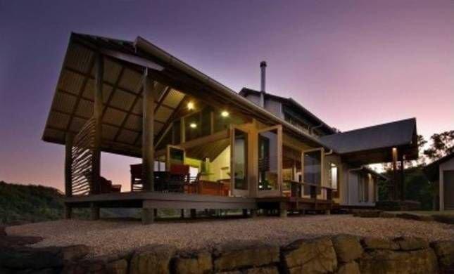 Mapleton Eco Friendly Lodge, casa vacanza a Mapleton