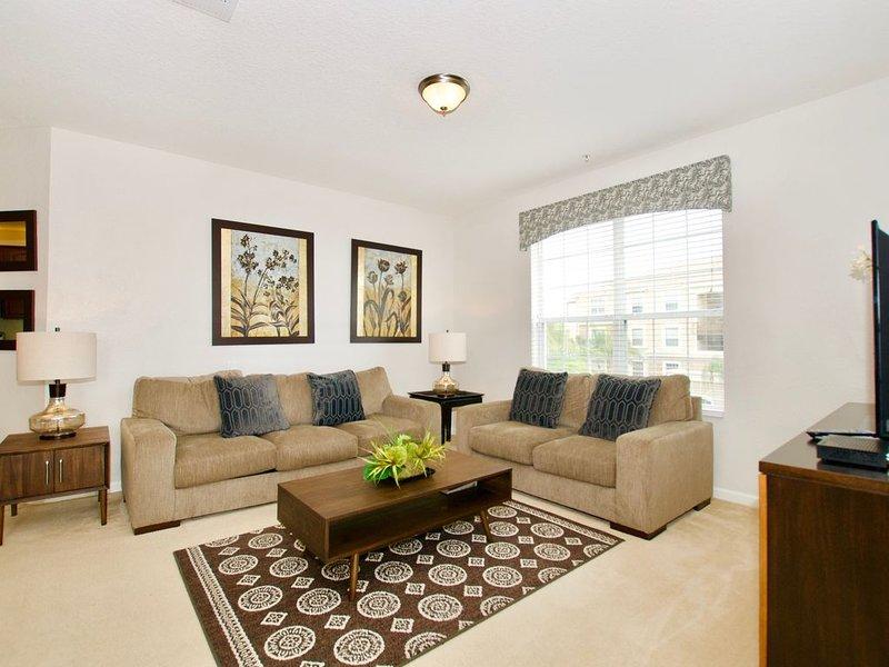 Vista Cay Luxury Lakeview 4 bedroom condo, location de vacances à Pine Castle
