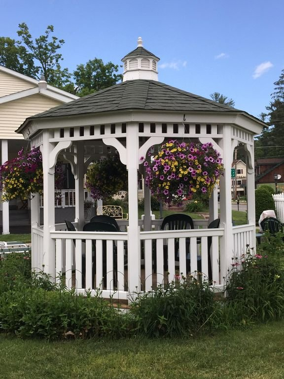 The Gazebo is another way to meet future friends for life.