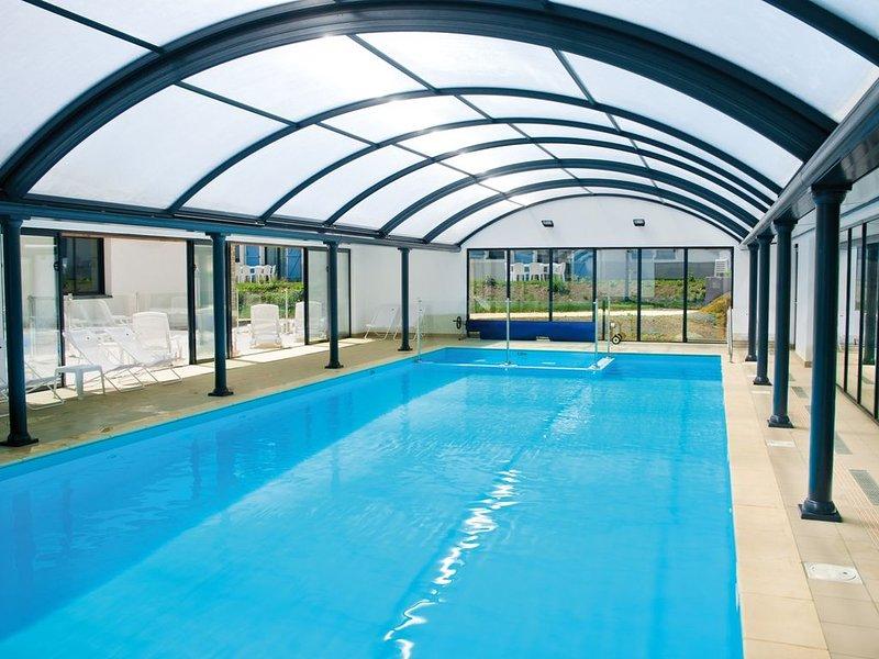 Maison de vacances cosy en bordure du golf de Quéven, vacation rental in Gestel