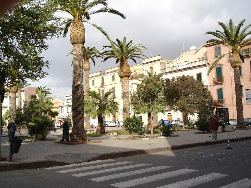 Bosa Town Square