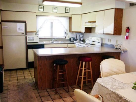 Tamarack Resort Highland 10, holiday rental in Merrimac