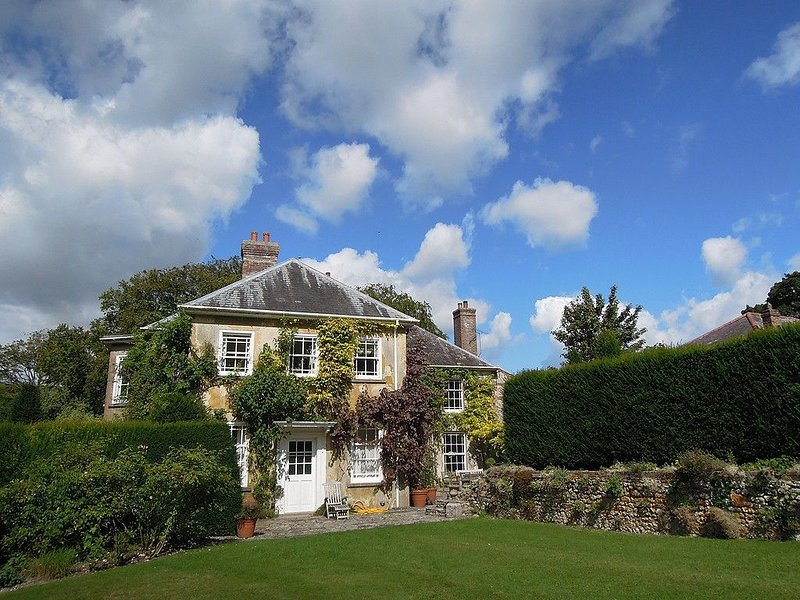 Enchanting country house and family home, hidden secret in the heart of Dorset, location de vacances à Plush