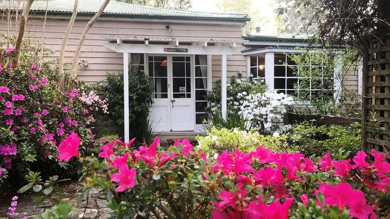 Hampden Country Cottage - Kangaroo Valley, holiday rental in Kangaroo Valley