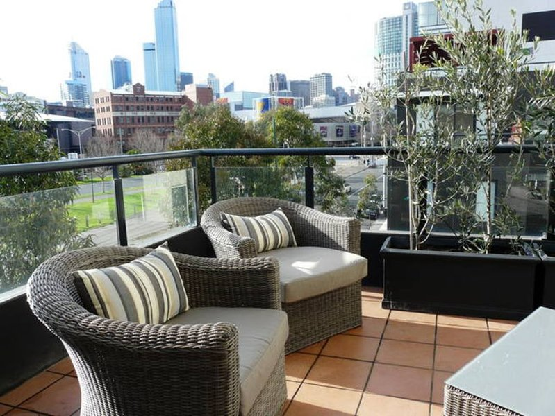 Rivergarden Apartment, holiday rental in Melbourne